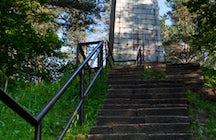 The Monument Beacon of Happiness, Anykščiai