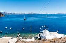 Thirasia Island, Greece