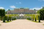Belvedere - Gustave Klimt