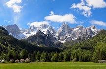 Gozd Martuljek, Slovenia