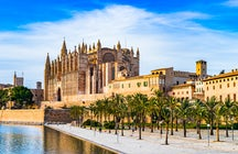 The Cathedral of Palma, La Seu