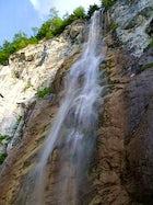 Skakavac waterfall