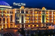 SPA-центр Aquarius в комплексе Royal Tulip Almaty в Алматы