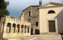 Santa Maria Del Bagno Pesche.Visit Santuario Santa Maria Del Bagno