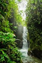 Ban Pho waterfall, Bac Ha
