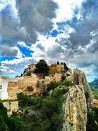 Guadalest Castle