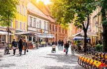 Pilies Street, Vilnius