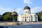 The Cathedral of Christ's Nativity, Chisinau