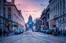 Avenue Louise, Brussels