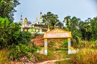 Thein Taung monastery, Kalaw, Shan State
