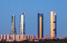 The Four Towers, Madrid