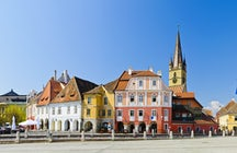 Little Square Sibiu