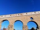 Roman aqueduct of Valencia de Alcántara