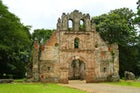 Ruins of the Our Lady of Pure Conception Church, Ujarras, Costa Rica