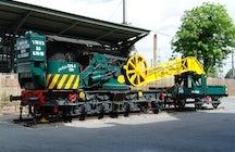 Train World Railway Museum, Brussels