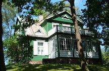 A. Baranauskas and A. Vienuolis-Žukauskas memorial museum, Anykščiai