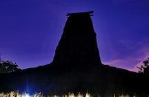 Kampung Raja Prailiu, East Sumba