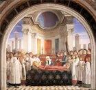 Cappella di Santa Fina - San Gimignano