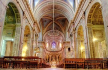 Basilique Notre-Dame de la Daurade in Toulouse