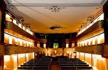 Hofteatret - Theatre Museum in the Court Theatre