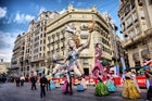 The Fallas of Valencia