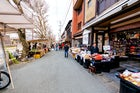 Miyagawa Morning Market, Takayama