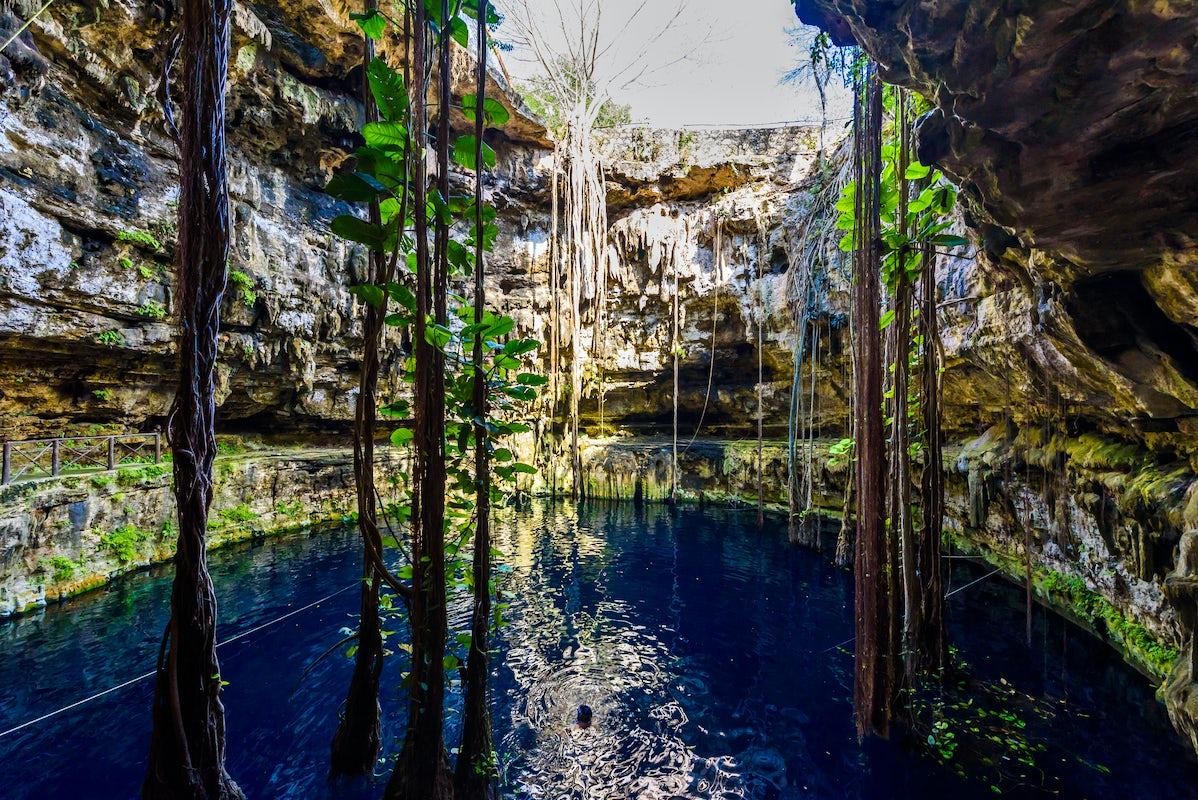 Visitare Cenote San Lorenzo Oxman