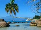 Aventureiro Beach, Ilha Grande, Rio de Janeiro