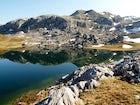 Kotlaničko Lake at Mt. Zelengora