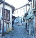 Visit Turkish Old Bazaar in Ohrid