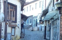Visit Turkish Old Bazaar in Ohrid