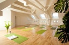 Yoga sky: Yoga Studio in Berlin