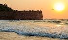Sinquerium Beach, India