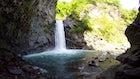 Zagatala waterfall