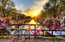Kanalen of Amsterdam