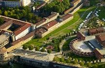 Jardin Raymond VI of Toulouse