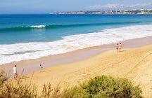 Praia Grande de Pêra Nascente
