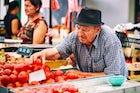 Zemun Green Market