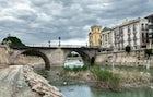 Puente de los Peligros in Murcia