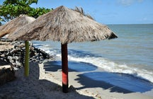 Praia do Capitão (Mangue Seco)