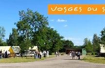 Camping des Ballastières - Vosges du Sud