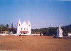 Church of St. Alex, Curtorim, Goa