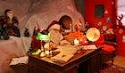 Santa Claus's House