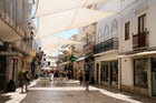 Downtown Faro (Rua de Santo António)