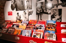 Freaky Records store