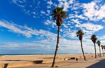 Malvarrosa Beach - Valencia