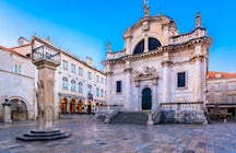 Church of St Blaise in Dubrovnik
