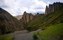 Spirits Valley, La Paz