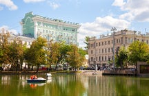 Chistoprudny Boulevard, Moscow