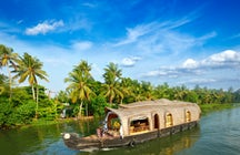 Alleppey Houseboats Check-in Point, Kerala